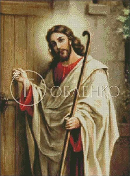 Христос чука на вратата
