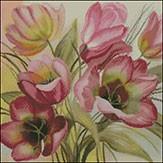 Гоблен - Пролет - стил