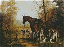 Гоблен - След лов
