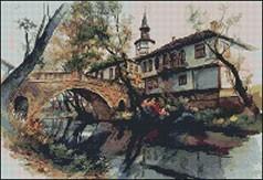 Гоблен - Старият мост