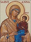 Гоблен - Света Анна